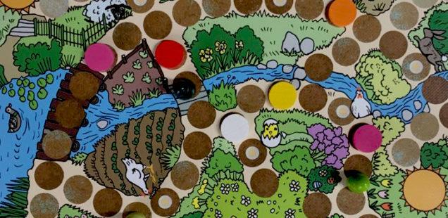 Unser Oster Brettspiel ist fertig! Wie soll es heißen? Name vorschlagen und Spiel gewinnen!