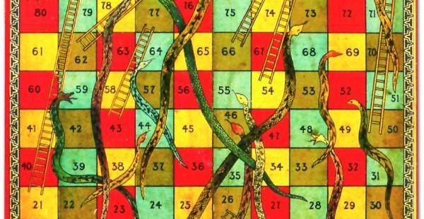 """Spiel entwickeln - Serie bei Spieltz. Beispiel: Variation des Klassikers """"Leiterspiel"""""""