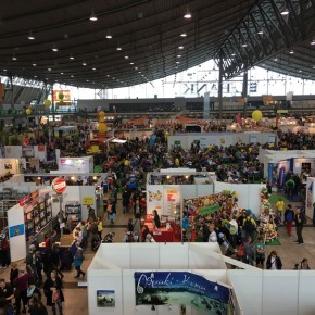 Spielemesse Stuttgart. Foto: Oliver Sack / Spielevater.de