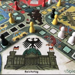 "NEU! Unser Berlin Ludo: ""Der schnellste Weg zum Fernsehturm"""
