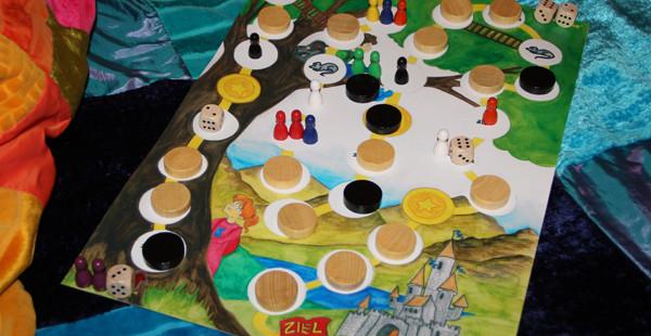 Spieleautoren-Wettbewerb zum Thema Phantasie