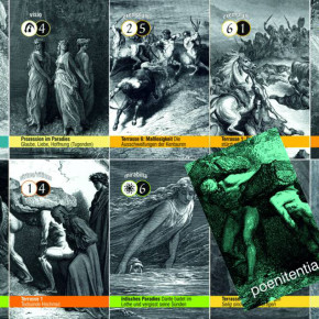 Dantes Purgatorio Brettspiel Gerhard Moser