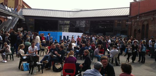 Wir tauchen für die nächsten 3 Tage unter! re:publica #rp14