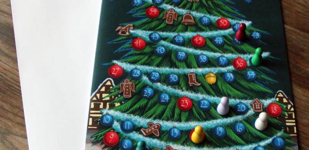 Vorgestellt: Unsere spielbare Weihnachtskarte!