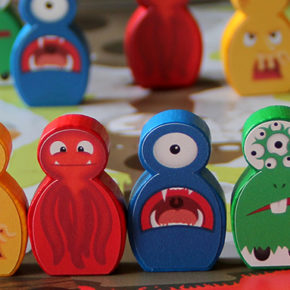 Spielfiguren individuell herstellen lassen