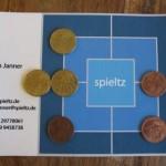 Spieltz-Visitenkarte-Mühlespiel