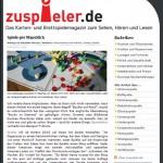 Interview im Magazin Zuspieler (zuspieler.de)