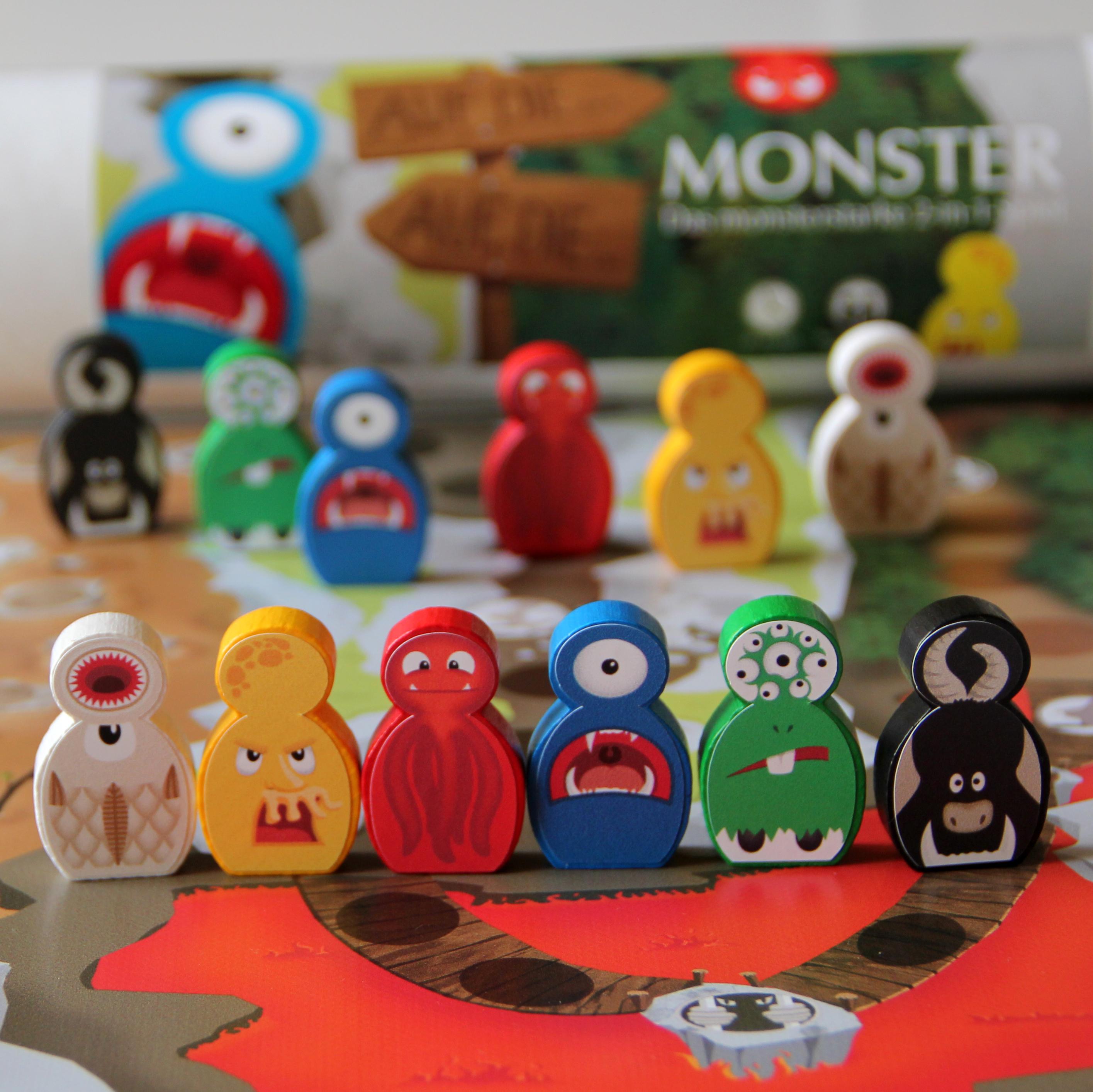 Monster Spile