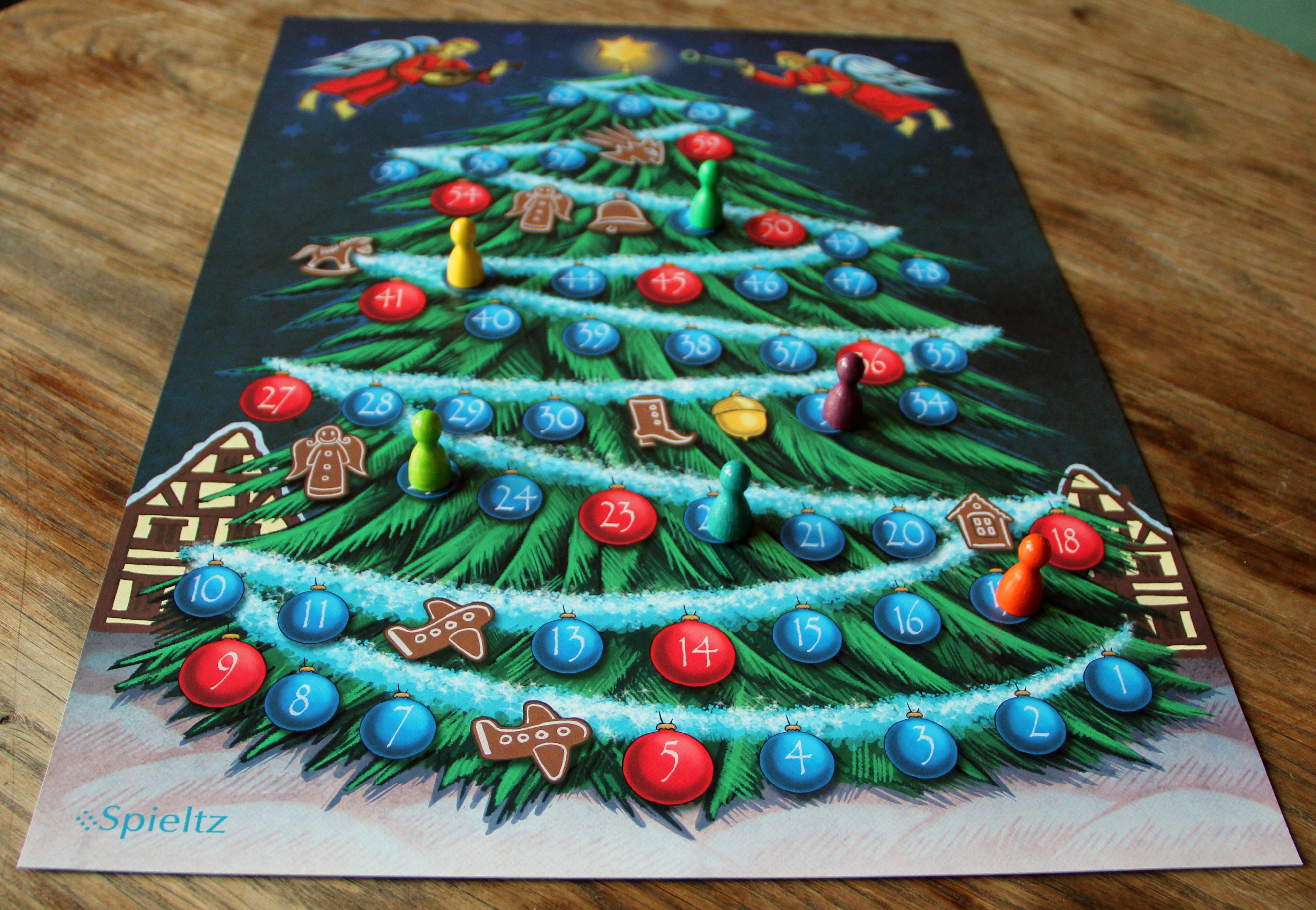 weihnachts spiel